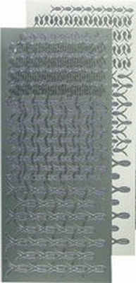 LeCreaDesign® Sticker-L-Stitch 614031