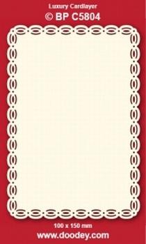 1 Doodey Luxe oplegkaart stans BPC5804 Klassiek 1