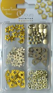 Avec Colours Unlimited 4.621.071 Eyelets geel/goud