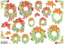 4A Kerstknipvel Mireille X371