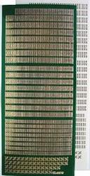 LeCreaDesign® Sticker-Stitch 612709 Donkergroen/Zilver