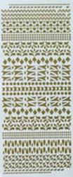 LeCreaDesign® Sticker 611470 Spirella ornament