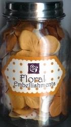 Prima Flowers Floral Embellishments Apricot