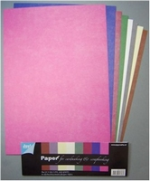 Joy! A4 Papierset 8011-0406 Fabric fabric