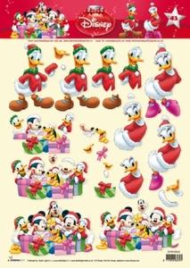 A4 Knipvel Studio Light Disney 43 Kerst met disneyvrienden