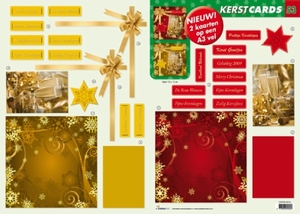 Studio Light Kerst CARDS-53