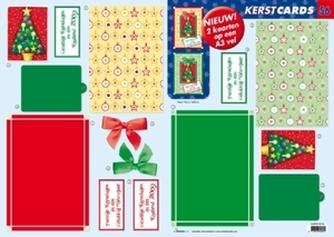 Studio Light Kerst CARDS-56