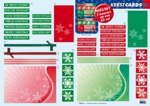 Studio Light Kerst CARDS-54