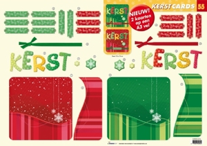Studio Light Kerst CARDS-55
