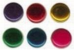 Vaessen Creative Paper fasteners round metallic
