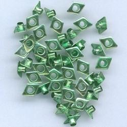 Hobby & Crafting Fun Eyelets Diamond groen