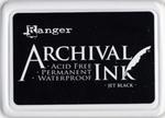 Ranger Archival Ink AIP31468 Jet black/zwart