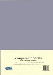 Mika Vellen A4 Transparante Sheets