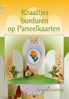 Leane Creatief Kraaltjes borduren op paneelkaarte Nederlands