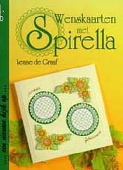 Leane Creatief Wenskaarten met Spirella