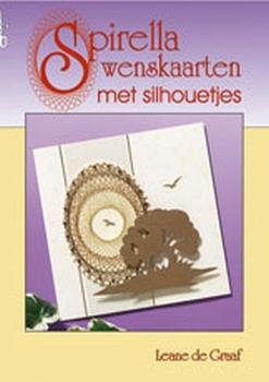 Leane Creatief Spirella wenskaarten met silhouetjes Ned