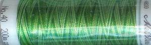 Mettler borduurgaren Poly Sheen multi 9932 licht groen