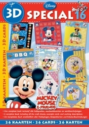 Studio Light 3D Special 16 Mickey & Friends