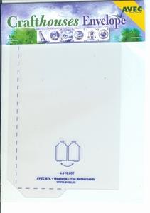 Avec Crafthouses enveloppe mal nr 1 Amsterdam