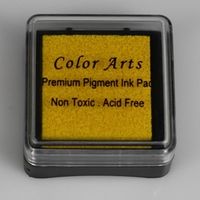 NS Mini stempelkussen Colorart MIST01 geel