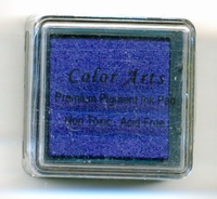NS Mini stempelkussen Colorart MIST09 paars