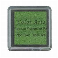 NS Mini stempelkussen Colorart MIST08 groen