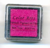NS Mini stempelkussen Colorart MIST14 donkerroze