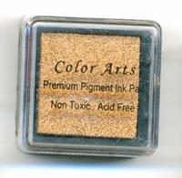 NS Mini stempelkussen Colorart MIST12 koper