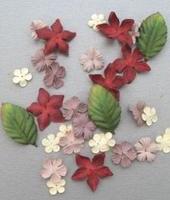 Paper Flowers Marianne D CP8919 brown/bruin