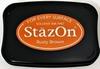 Stempelkussen StazOn 042 rusty brown/roest bruin