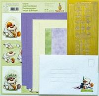 LeCrea Mylo & Friends Communie kit 3D 51.4208