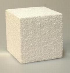 Styropor blok