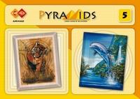 Carddeco Pyramids P005 Dieren