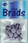 Dhondt Brads rond 43 Plum violet/Pruim Paars
