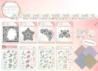 - Collectie 2018 Flowers in Pastels