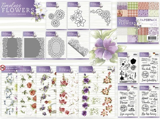 - Collectie 2018 Timeless Flowers