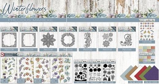 - Collectie 2018 Winter Flowers