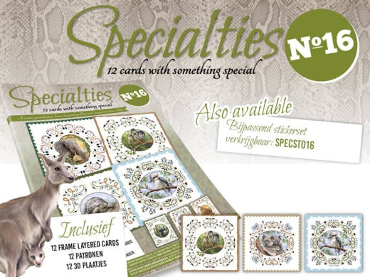Bordot & Specialties boeken