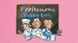 Collectie 2021 Bubbly Girls Professions