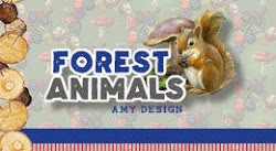 Collectie 2021 Forest Animals