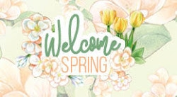 Collectie 2021 Welcome Spring